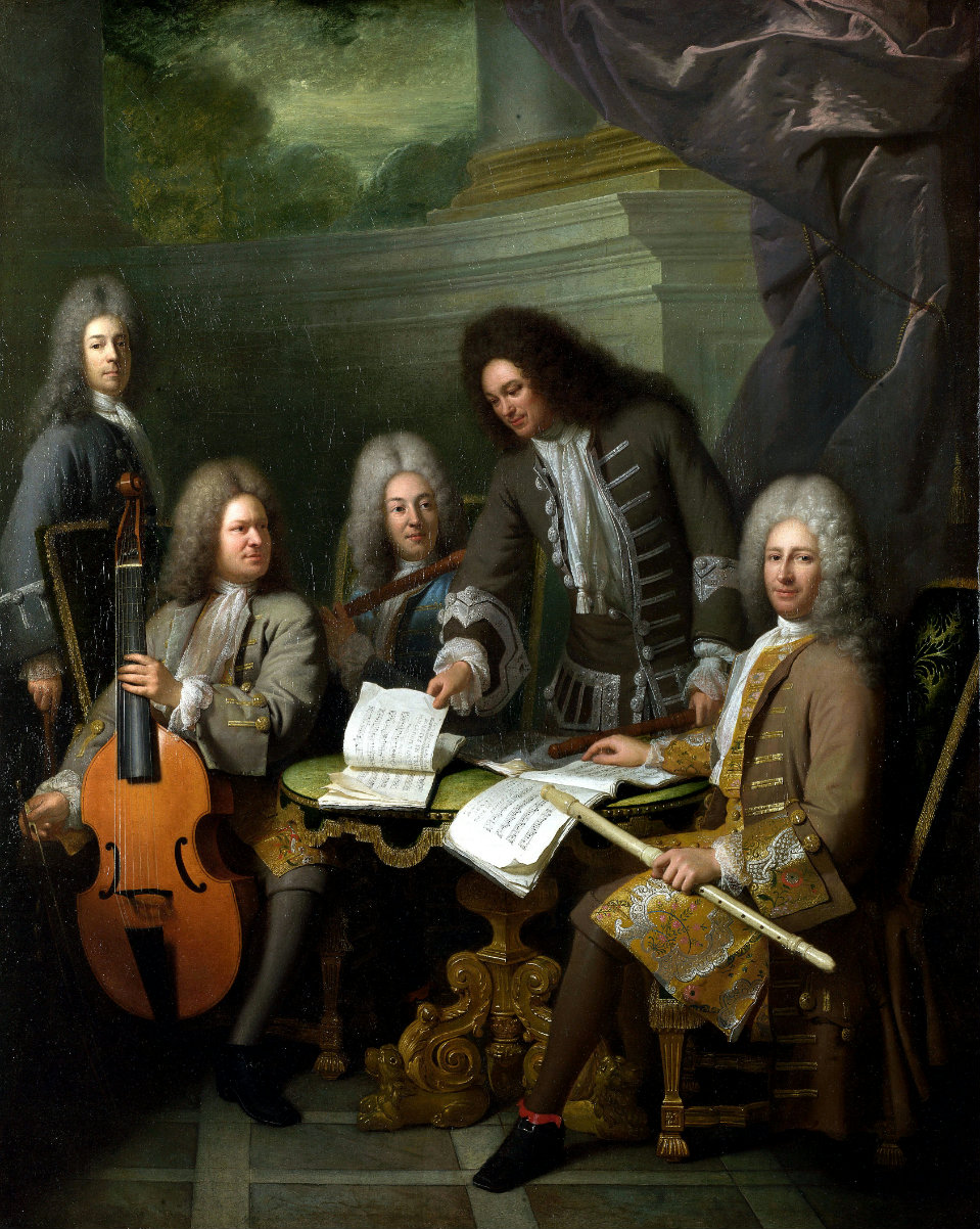Andre Bouys - La Barre and Other Musicians