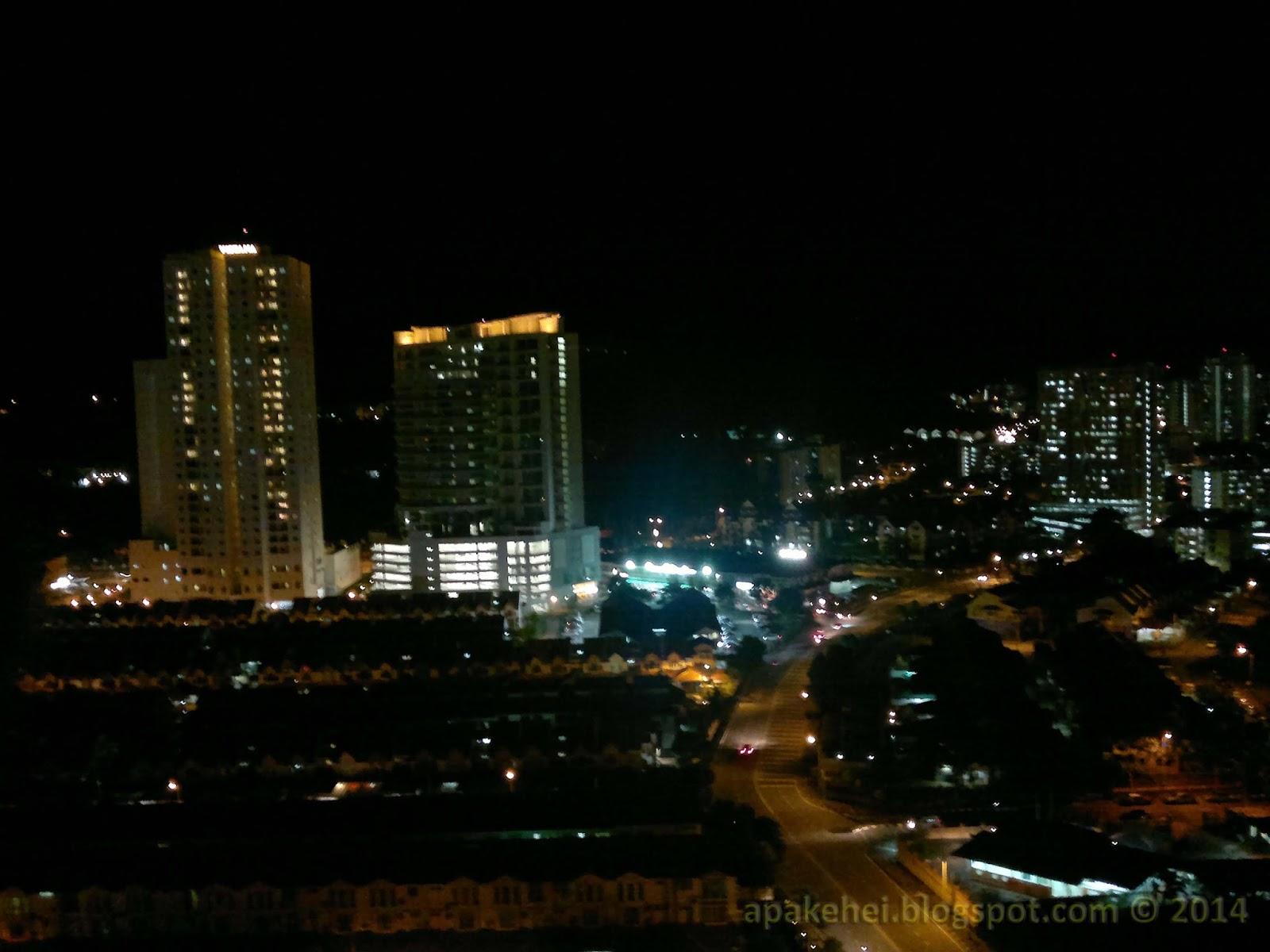 Vistana Hotel, Pulau Pinang