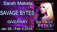 Savage Bytes Tour & Giveaway