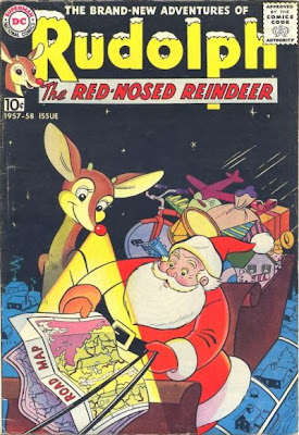Rudolph the Red-Nosed Reindeer #8