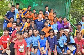 Delhi Dynamos FC organize Grassroots Festival
