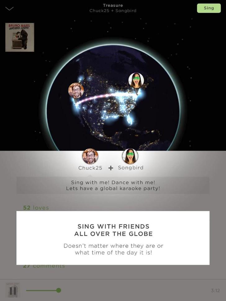 Sing! Karaoke By Smule App iTunes App By Smule - FreeApps.ws
