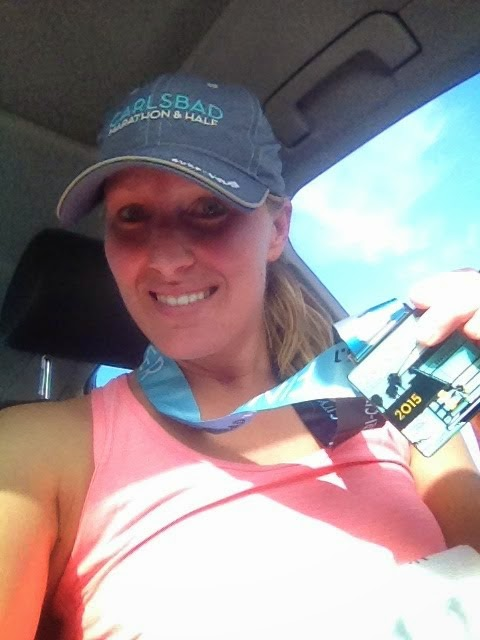 Carlsbad Half Marathon 2015