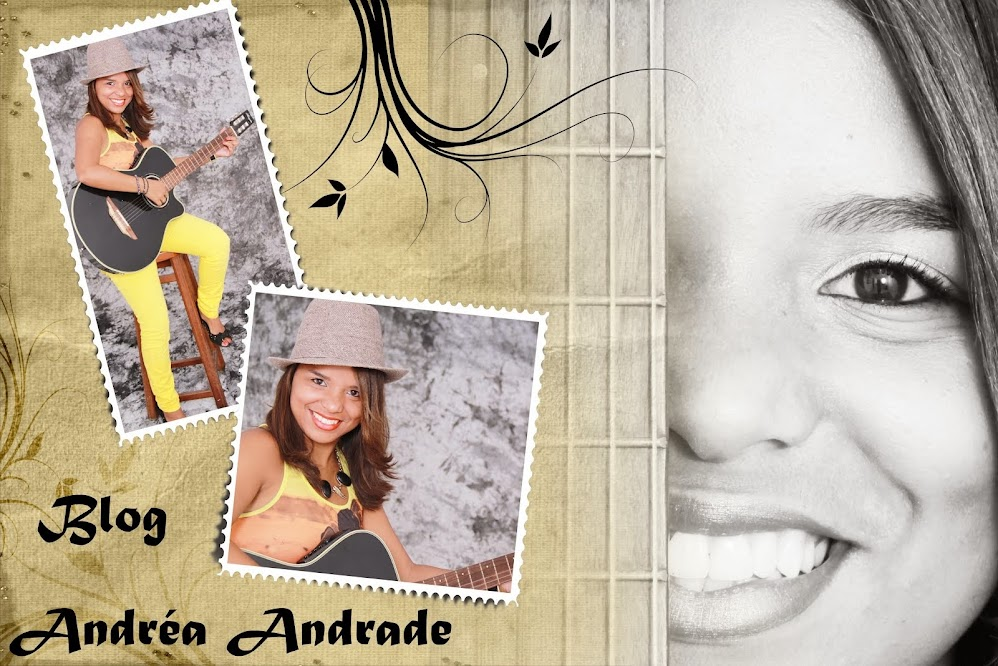 Blog Oficial - Andréa Andrade
