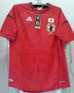 Jersey Jepang Red