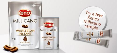 Amostra Gratis Café Kenco Millicano