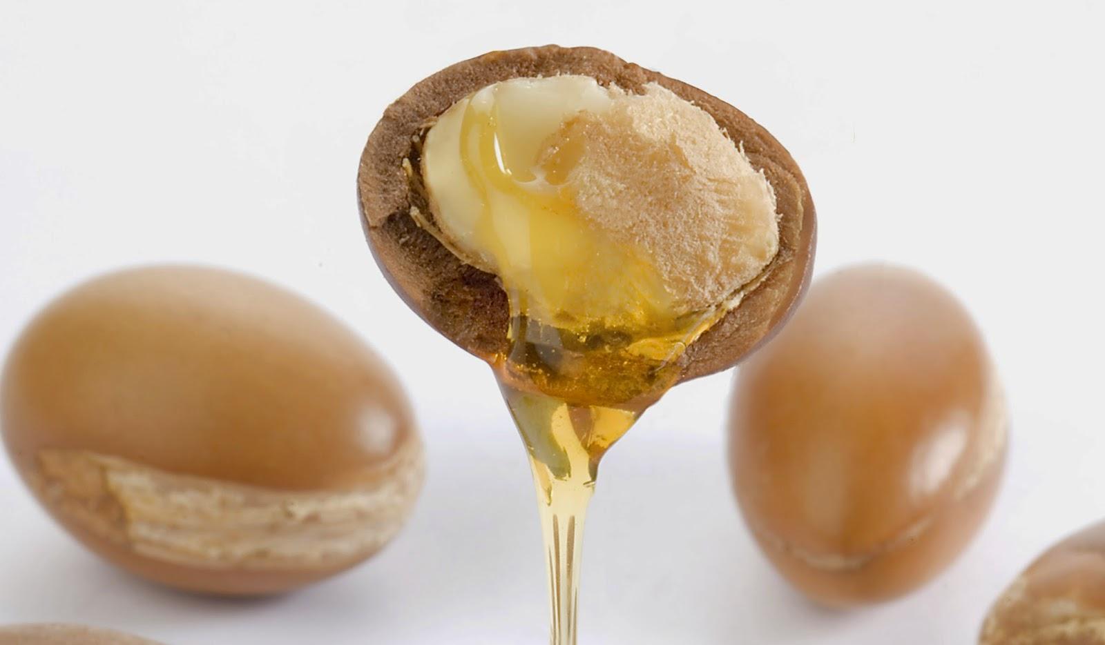 perawatan natural kulit dan rambut argan oil