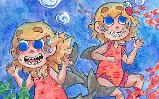 Shark Week 2013, The Quirky Kids ~ TheQuirkyConfessions.com