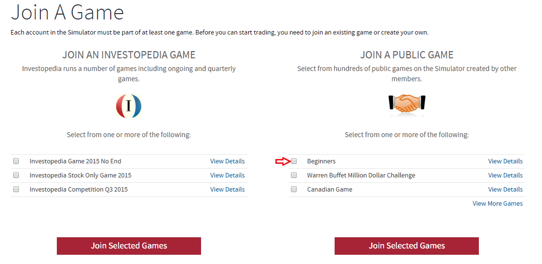 Online stock trading game philippines