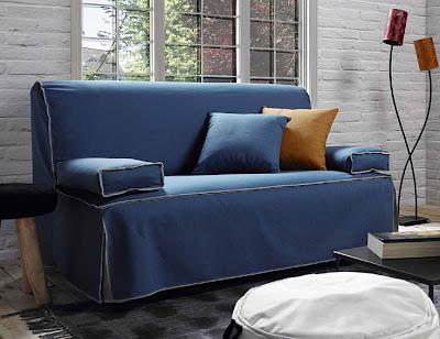 Muebles pr cticos por la decoradora experta habitaci n for Sofa cama sodimac