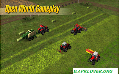 farming simulator 14 on mobile and tablet take control of your farm