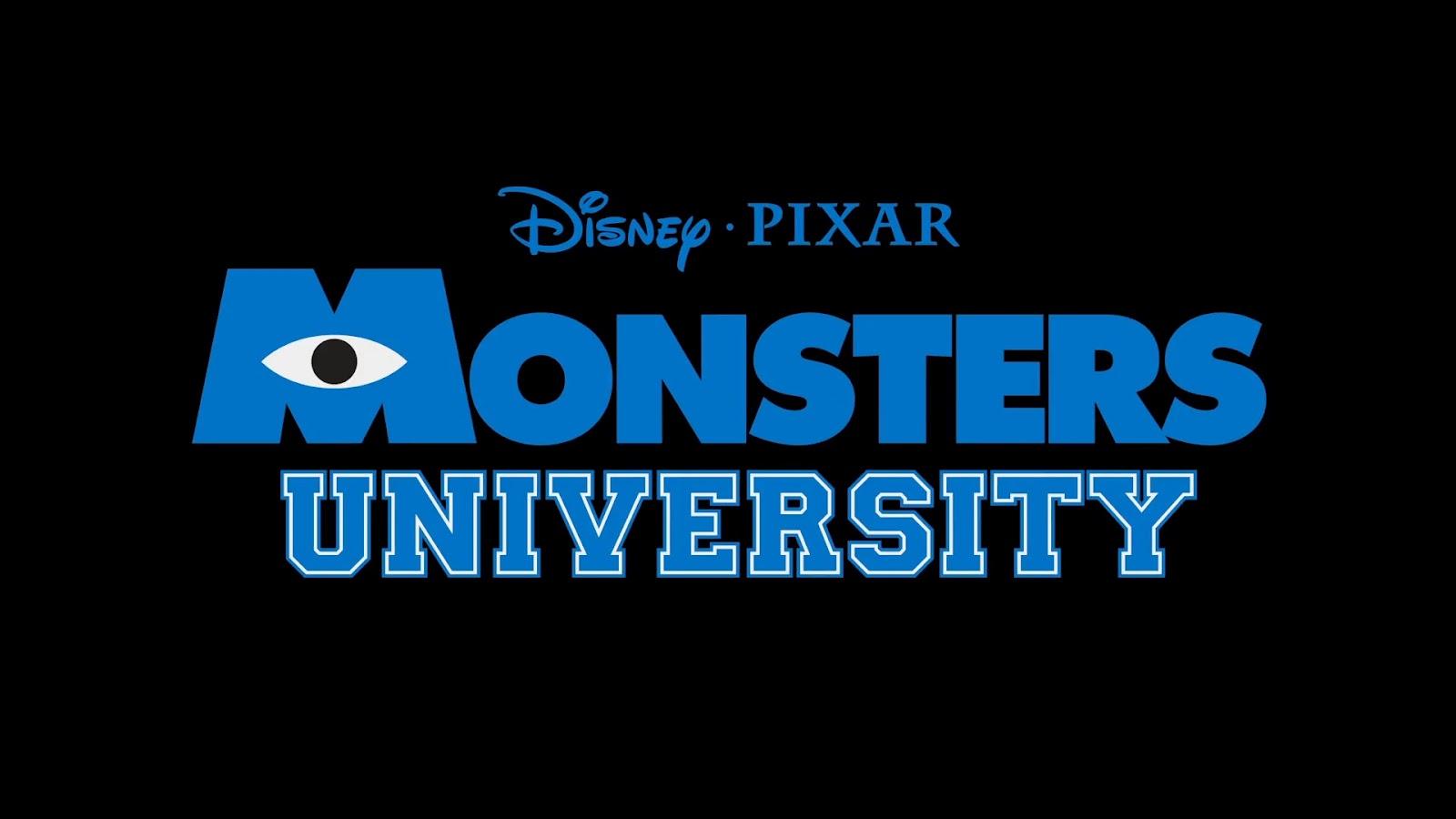 Monsters university monsters inc prequel gets a teaser trailer