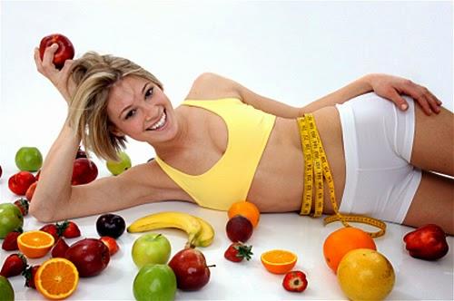 Una dieta equilibrada para perder kilos