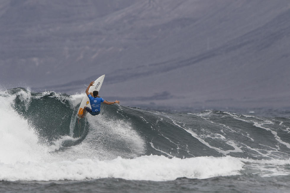 36 Andy Criere FRA Lanzarote Teguise 2015 Franito Pro Junior Foto_WSL Gines Diaz