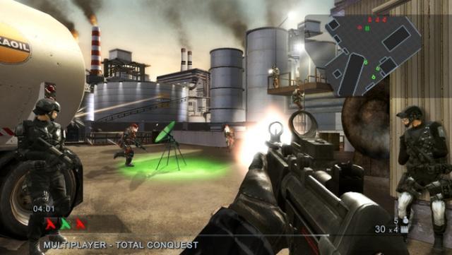 Tom Clancy's Rainbow Six Vegas 2 Compressed Download