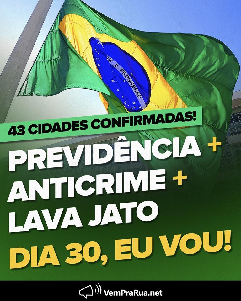 30 de junho: Brasil