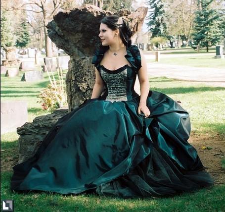 gothic prom dresses 2012 dark but fascinating  my