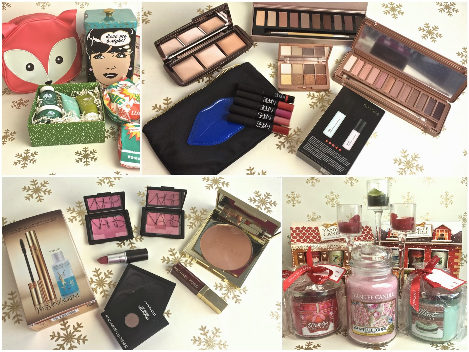 What I got for Christmas 2013 | flutter and sparkle