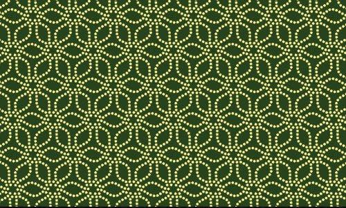 Nice green pattern