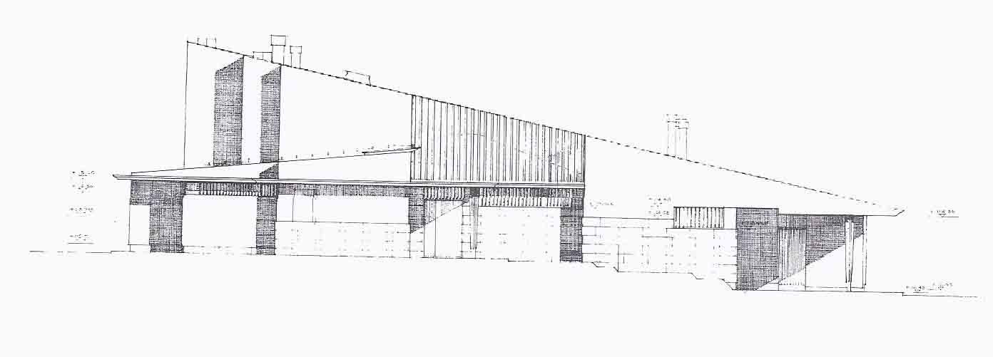 El arquitecto descalzo arquitectos en el alero - Alzado arquitectura ...
