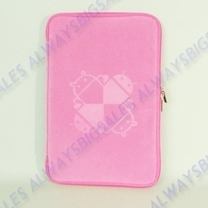 """Sleeve Pouch Case for 7"""" Huawei Mediapad / Ideos s7 slim / Asus Eeepad Memo E02"""