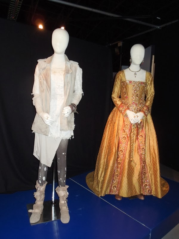 Original Doctor Who Day of the Doctor costumes