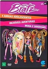 Filme Bratz 4 Amigas Incríveis Aventuras Moda e Diversão! Vol.2 | DVDRip | Dublado | RMVB | AVI | Torrent