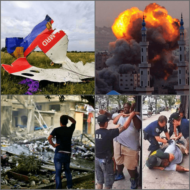 Violence, Murder and War