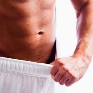 Male genital odor
