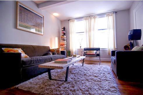 4 ديكورات و اثاث غرف المعيشة الحديثة