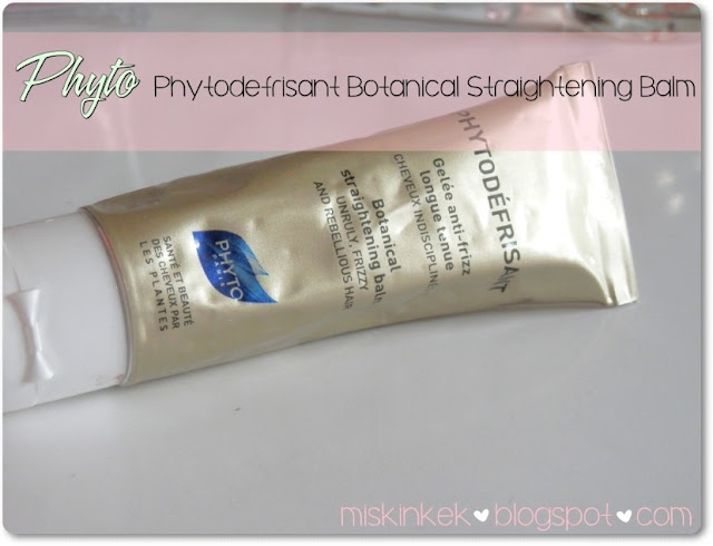 phyto+phytodefrisant+botanical+straightening+balm+review
