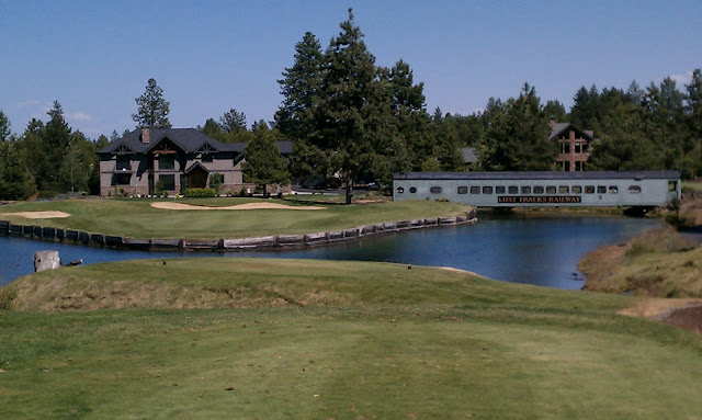 Golf course homes for sale Bend Oregon