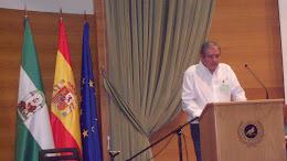 El Poeta Azpeitia en el II Encuentro de Poetas Andaluces de Ahora en Málaga