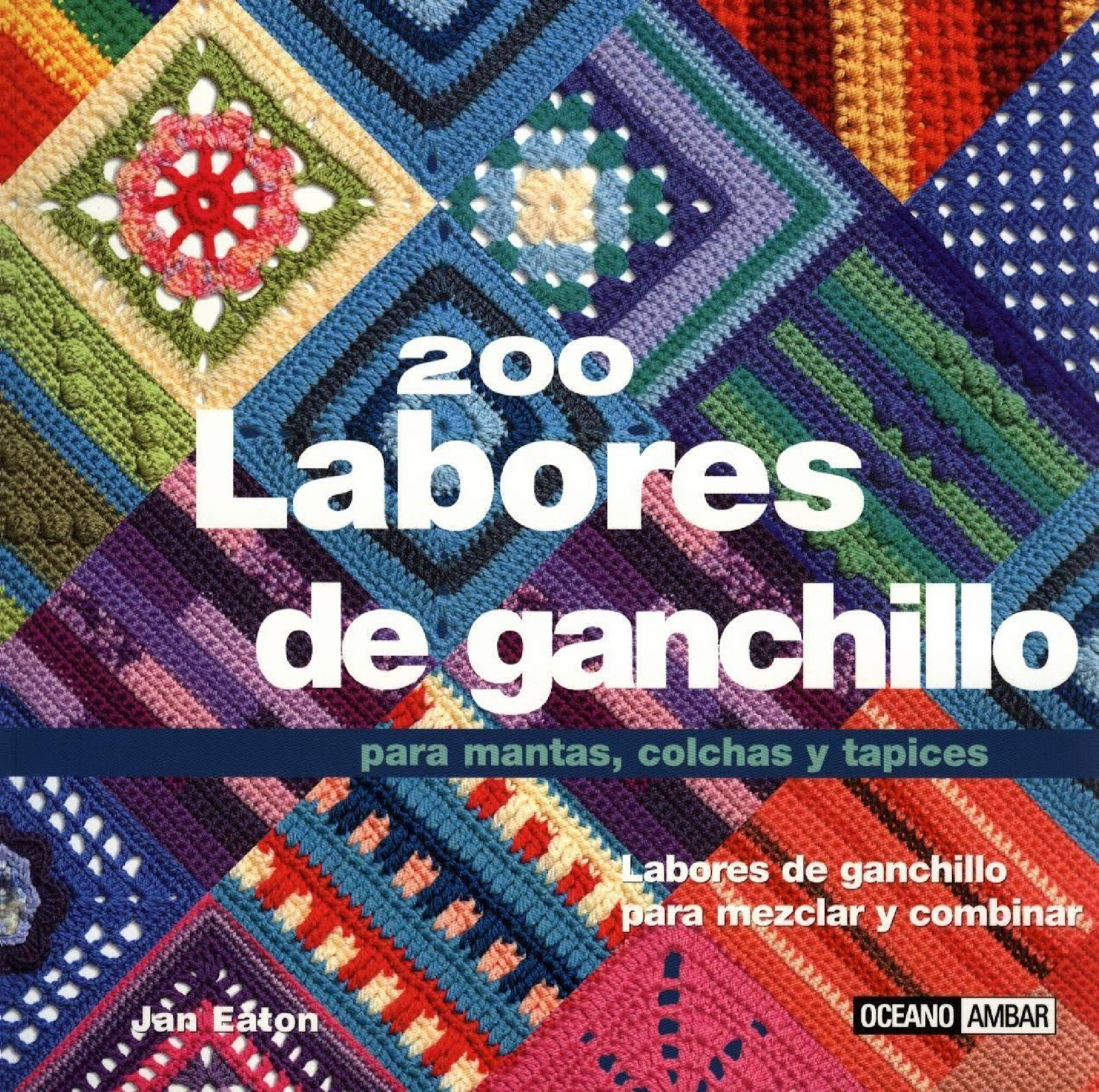 Descargar Libro 200 Labores de Ganchillo GRATIS!