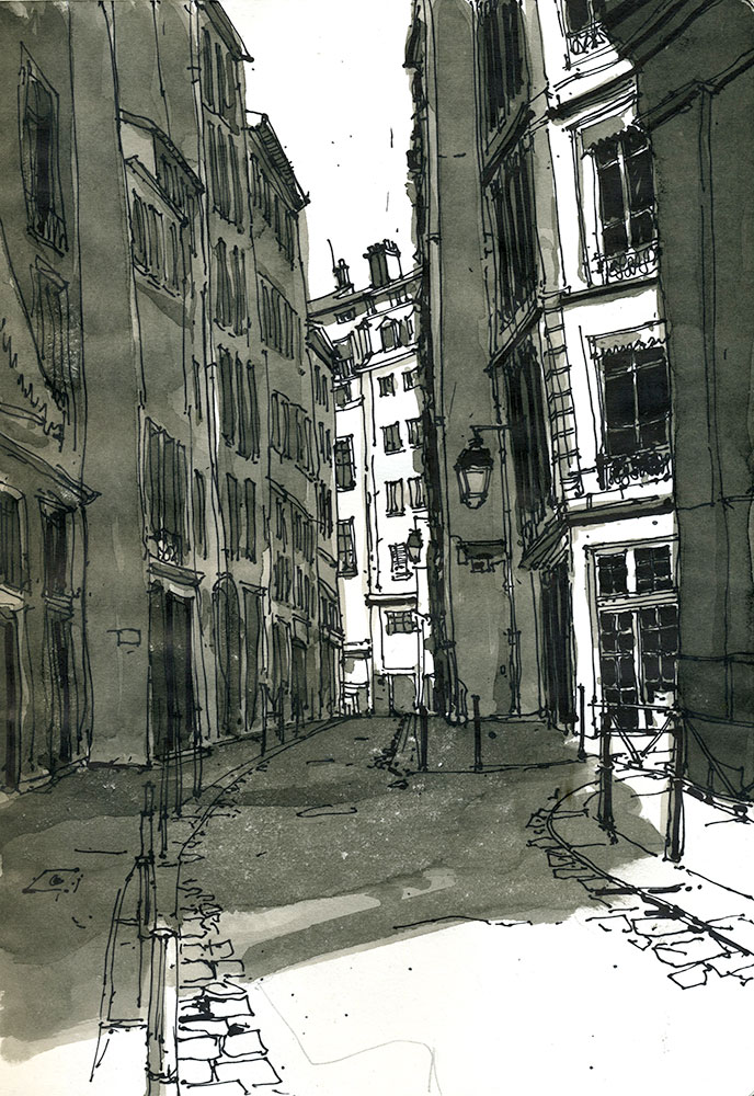 16-Rue-Terraille-Bruno-Mollière-Architectural-Street-Drawings-and-Sketches-www-designstack-co