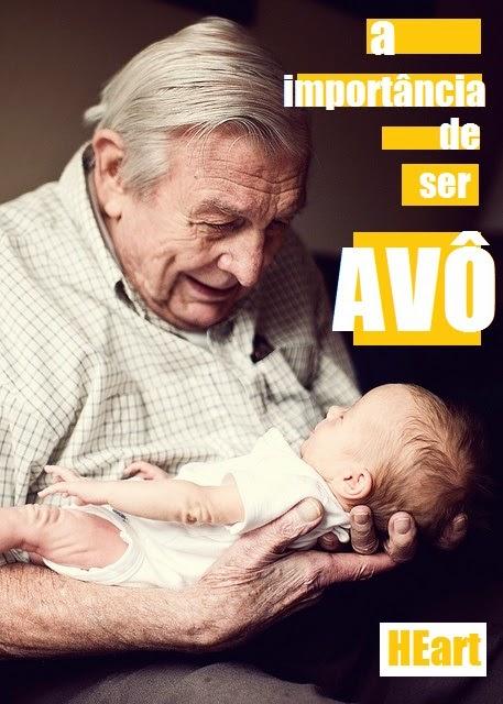 Os avós como parte essencial da família