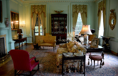 Swan House Capitol Tour, Atlanta History Center | Morning Room