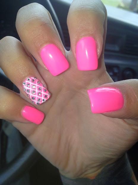 option 2015 acrylic nails
