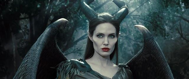 Cenas do Filme Malévola Angelina Jolie