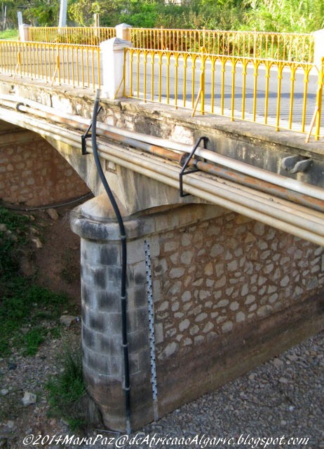 Ponte Romana, Paderne