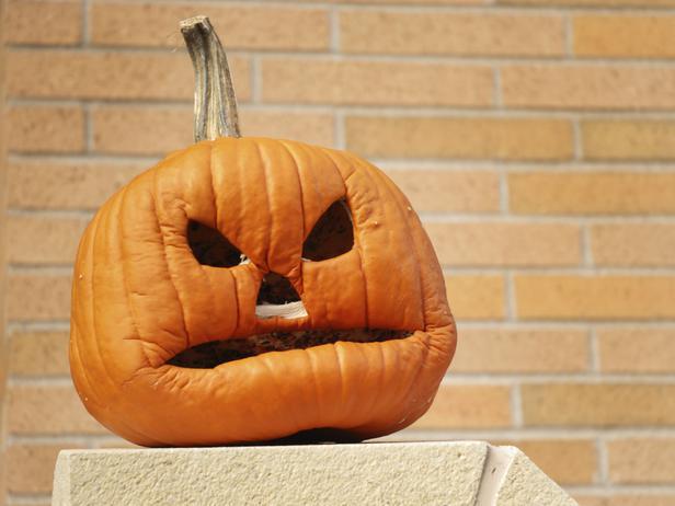 Halloween 2012 Traditional Pumpkin Carving Ideas From Hgtv