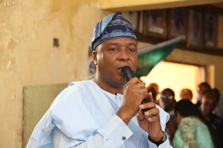 Saraki reacts to APC's statement on his loss to Atiku at PDP convention