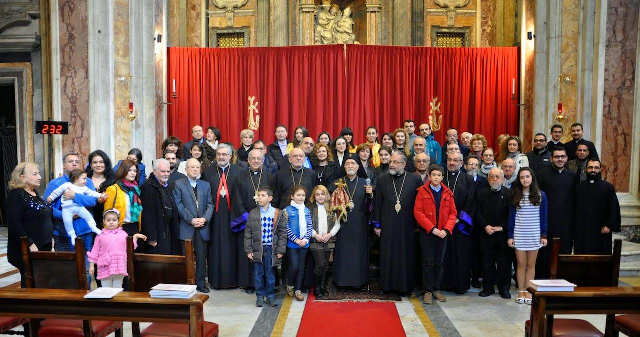 Foto di gruppo armeno