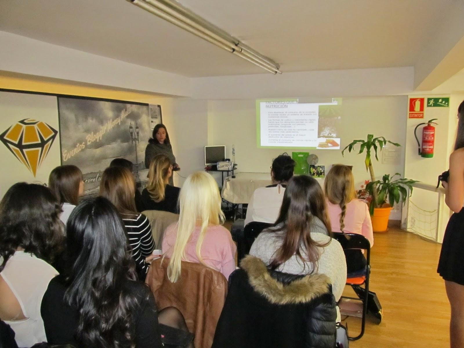evento encuentro blogger villa de gijon asturias presentacion vanesa nutribelleza herbalife