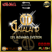 GaiaLand Reward System