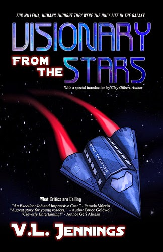 Visionary from the stars by V.L. Jennings