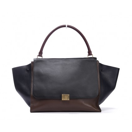 The Celine Trapeze Bag retails for about $2,500 to $4,500+, depending ...