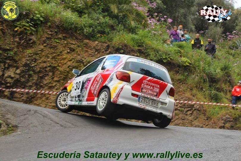 XXXI Rallye Villa de Santa Brígida 2015