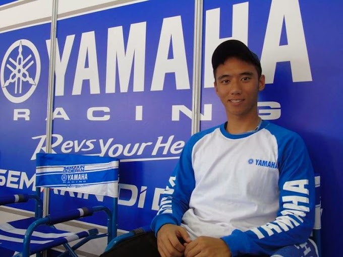 Susunan Pembalap dan Tim Indonesia di Yamaha Asean Cup Race 2014