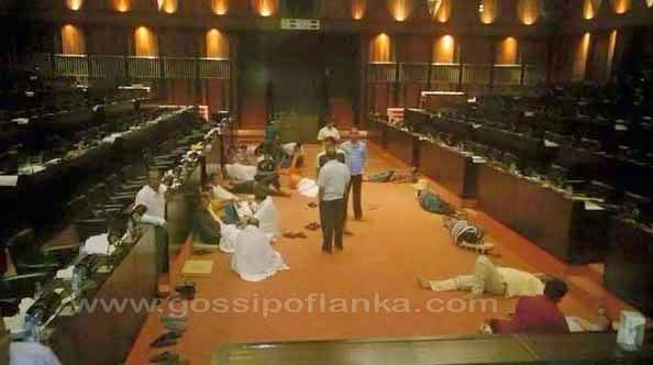 Sleepless Night hidden stories on Monday Parliament